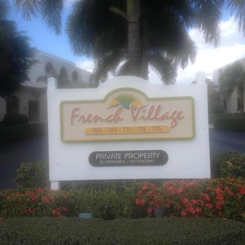 769 Jeffery Street 203  -2, Boca Raton, FL 33487 (MLS #RX-10398925) :: Castelli Real Estate Services