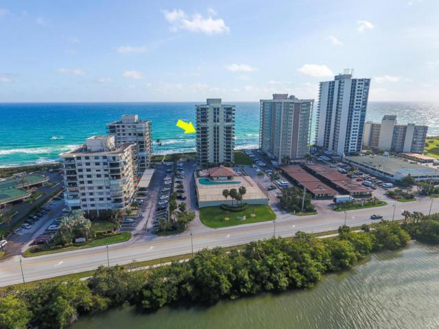 5460 N Ocean Drive 9-D, Riviera Beach, FL 33404 (#RX-10399437) :: Ryan Jennings Group