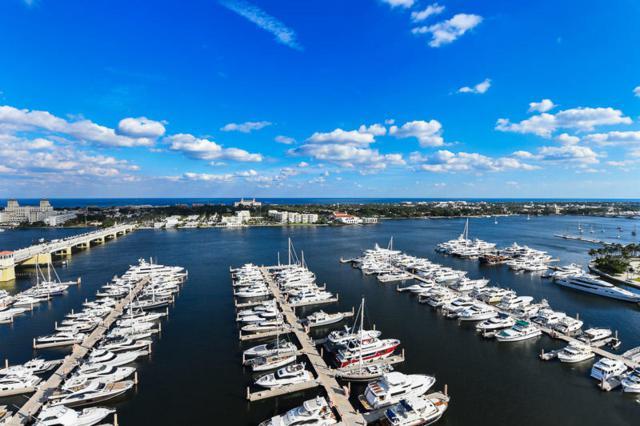 400 N Flagler Drive Ph-B2, West Palm Beach, FL 33401 (#RX-10400082) :: Ryan Jennings Group