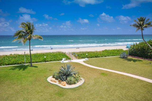 2780 S Ocean Boulevard #109, Palm Beach, FL 33480 (#RX-10401552) :: Ryan Jennings Group