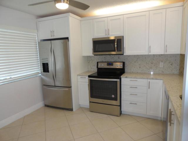 6698 10th Avenue N #317, Lake Worth, FL 33467 (#RX-10401601) :: Ryan Jennings Group