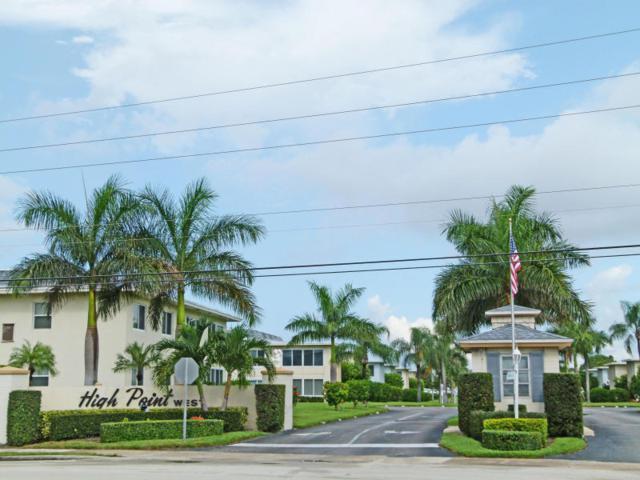 1205 S Lakes End Drive B-2, Fort Pierce, FL 34982 (#RX-10402355) :: Ryan Jennings Group