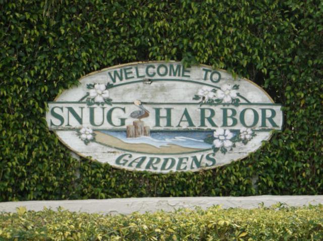 632 Snug Harbor Drive D11, Boynton Beach, FL 33435 (#RX-10402490) :: Ryan Jennings Group