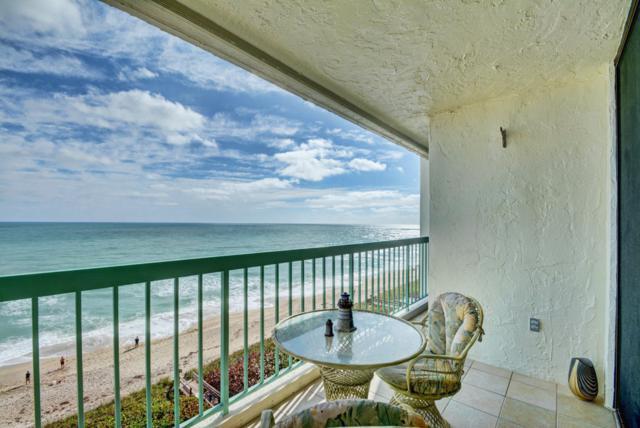 9900 S Ocean Drive #709, Jensen Beach, FL 34957 (#RX-10403795) :: The Carl Rizzuto Sales Team