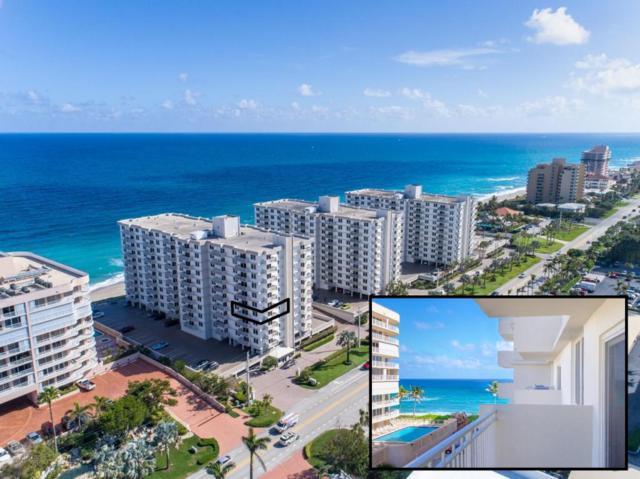 3215 S Ocean Boulevard #402, Highland Beach, FL 33487 (#RX-10404001) :: The Haigh Group | Keller Williams Realty