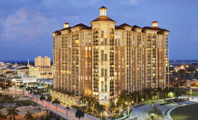 550 Okeechobee Boulevard #1103, West Palm Beach, FL 33401 (#RX-10405392) :: Ryan Jennings Group