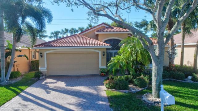 7354 Vaile Caterina, Delray Beach, FL 33446 (#RX-10406829) :: The Haigh Group | Keller Williams Realty