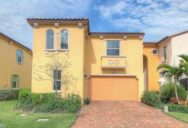 4541 Mediterranean Circle, Palm Beach Gardens, FL 33418 (#RX-10406945) :: The Carl Rizzuto Sales Team