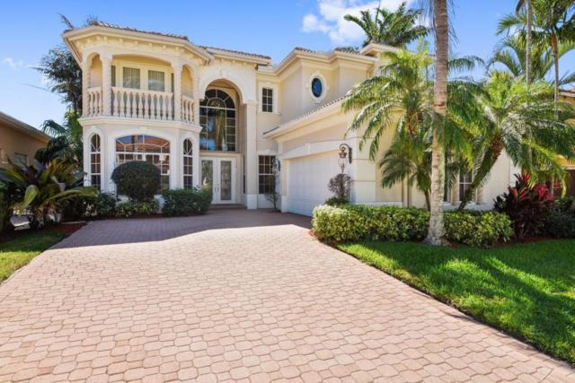 8108 Valhalla Drive, Delray Beach, FL 33446 (#RX-10407095) :: The Carl Rizzuto Sales Team