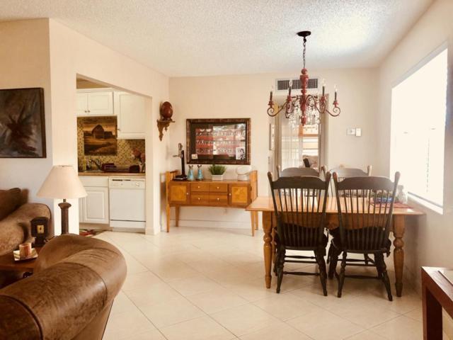 319 Monaco G, Delray Beach, FL 33446 (#RX-10407100) :: The Carl Rizzuto Sales Team