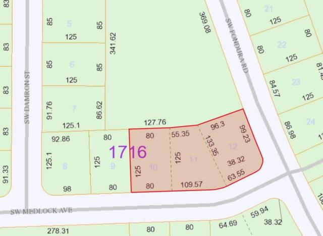 2133 SW Medlock Avenue, Port Saint Lucie, FL 34953 (#RX-10407128) :: The Carl Rizzuto Sales Team