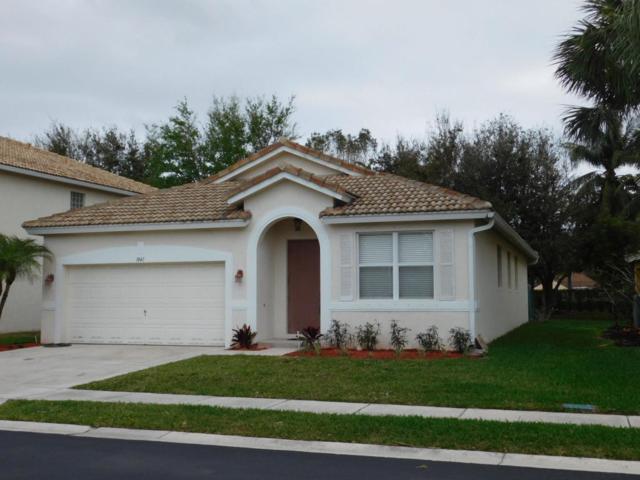 1841 Magliano Drive, Boynton Beach, FL 33436 (#RX-10407159) :: The Carl Rizzuto Sales Team