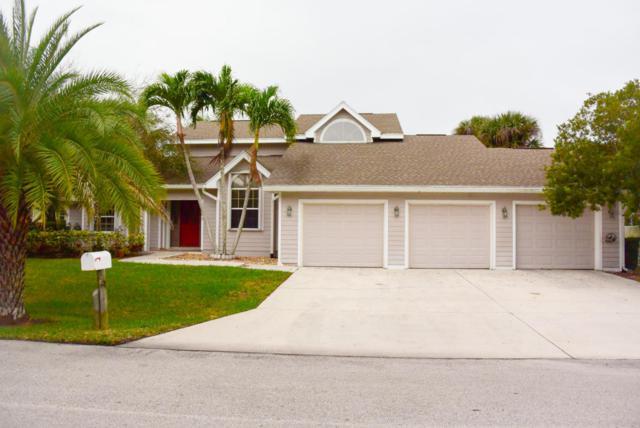 103 Queens Road, Hutchinson Island, FL 34949 (#RX-10407175) :: The Carl Rizzuto Sales Team