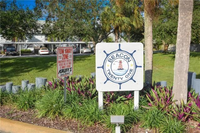1421 NE 14th Court Q21, Jensen Beach, FL 34957 (#RX-10407404) :: The Haigh Group | Keller Williams Realty