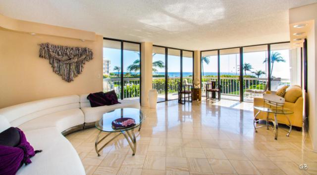 3250 S Ocean Boulevard 206-N, Palm Beach, FL 33480 (#RX-10407512) :: The Haigh Group | Keller Williams Realty