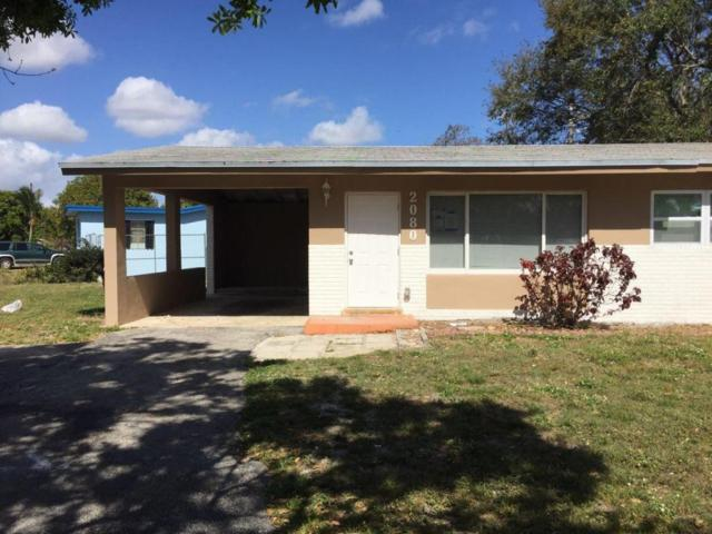 2080 SW 37th Terrace, Fort Lauderdale, FL 33312 (#RX-10407517) :: The Haigh Group | Keller Williams Realty
