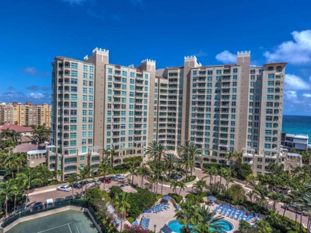 3700 S Ocean Boulevard #203, Highland Beach, FL 33487 (#RX-10407926) :: The Haigh Group | Keller Williams Realty