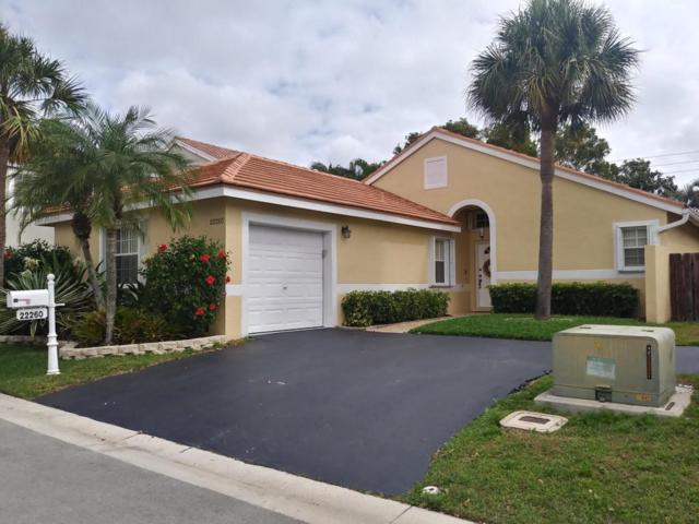 22060 Tempo Way, Boca Raton, FL 33428 (#RX-10407953) :: The Haigh Group | Keller Williams Realty