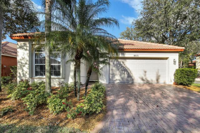 8071 Via Hacienda, Palm Beach Gardens, FL 33418 (#RX-10407955) :: The Haigh Group | Keller Williams Realty