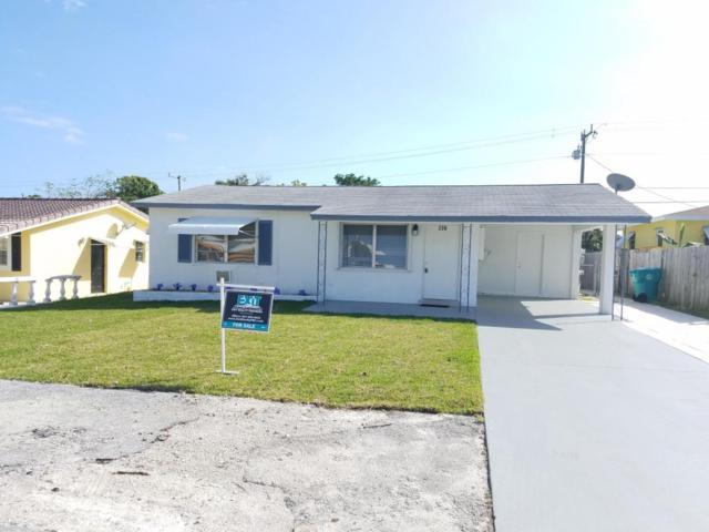 236 SW 6th, Boynton Beach, FL 33435 (#RX-10407996) :: The Haigh Group | Keller Williams Realty