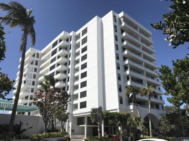 3450 S Ocean Boulevard #404, Highland Beach, FL 33487 (#RX-10408713) :: Ryan Jennings Group
