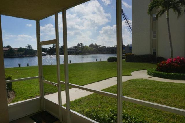 650 Snug Harbor Drive G104, Boynton Beach, FL 33435 (#RX-10411142) :: Ryan Jennings Group