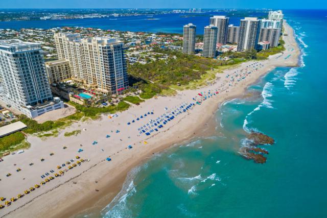 3800 N Ocean Drive #917, Riviera Beach, FL 33404 (#RX-10411326) :: Ryan Jennings Group