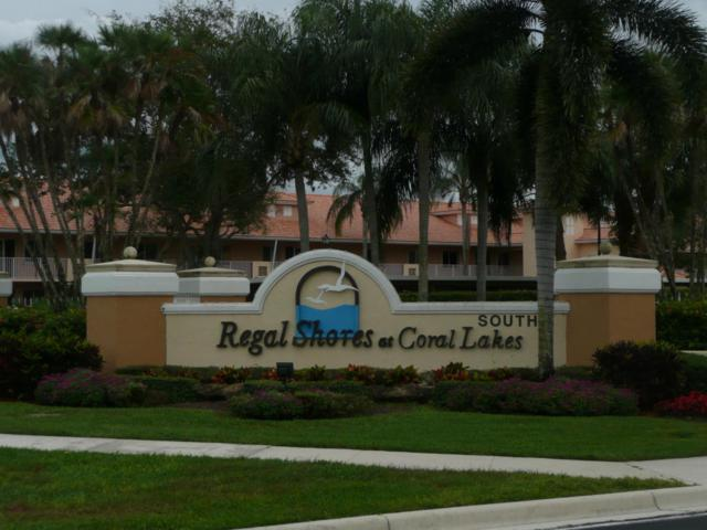 5876 Regal Glen Drive #208, Boynton Beach, FL 33437 (#RX-10411850) :: Ryan Jennings Group