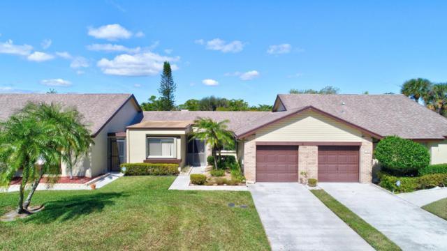 128 Village Walk Drive, Royal Palm Beach, FL 33411 (#RX-10413985) :: Ryan Jennings Group