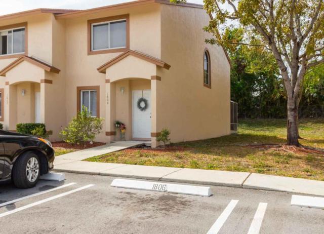 1808 Lakeview Drive W, Royal Palm Beach, FL 33411 (#RX-10414170) :: Ryan Jennings Group
