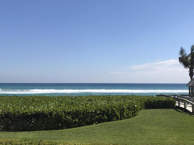 450 Ocean Drive #105, Juno Beach, FL 33408 (#RX-10414279) :: The Carl Rizzuto Sales Team