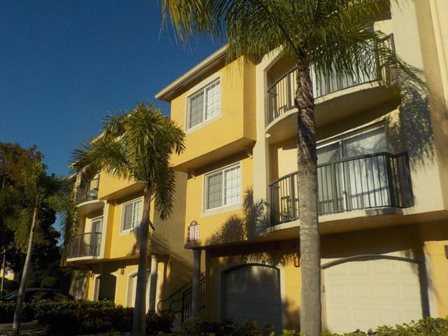 800 Crestwood Court S #805, Royal Palm Beach, FL 33411 (#RX-10414754) :: Ryan Jennings Group