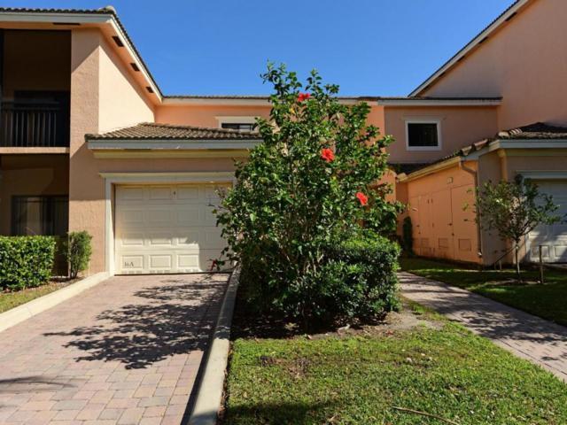2916 Tuscany Court #103, Palm Beach Gardens, FL 33410 (#RX-10414758) :: The Carl Rizzuto Sales Team