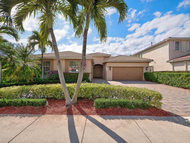 107 La Vida Court, Palm Beach Gardens, FL 33418 (#RX-10414784) :: The Carl Rizzuto Sales Team