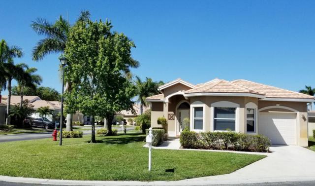 6363 Harbour Club Drive, Lake Worth, FL 33467 (#RX-10414845) :: Ryan Jennings Group