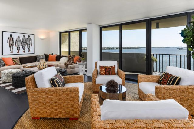 1200 S Flagler Drive #705, West Palm Beach, FL 33401 (#RX-10414855) :: Ryan Jennings Group