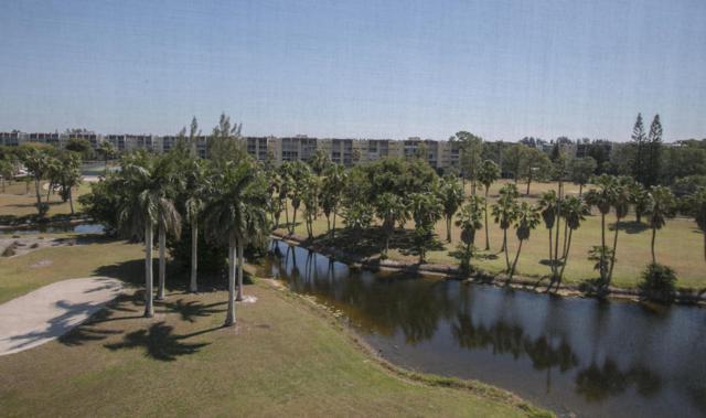 3595 Birdie Drive #604, Lake Worth, FL 33467 (#RX-10414878) :: Ryan Jennings Group