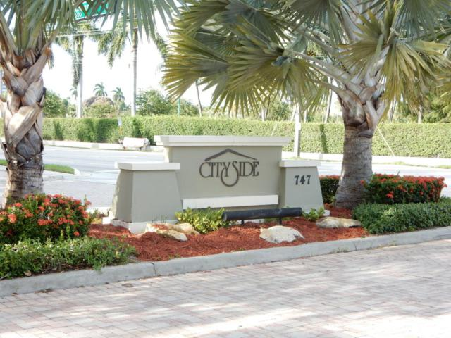 630 Amador Lane #4, West Palm Beach, FL 33401 (#RX-10414952) :: The Carl Rizzuto Sales Team