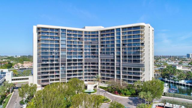 4740 S Ocean Boulevard #1202, Highland Beach, FL 33487 (#RX-10415004) :: The Haigh Group | Keller Williams Realty