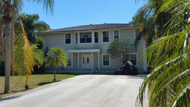 15316 Hamlin Boulevard, Loxahatchee, FL 33470 (#RX-10415014) :: The Carl Rizzuto Sales Team