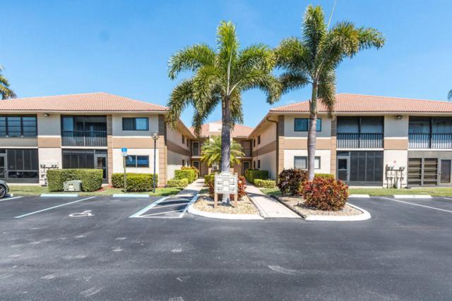 15451 Pembridge Drive #228, Delray Beach, FL 33484 (#RX-10415033) :: Ryan Jennings Group