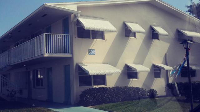 300 Horizons W #203, Boynton Beach, FL 33435 (#RX-10415056) :: Ryan Jennings Group