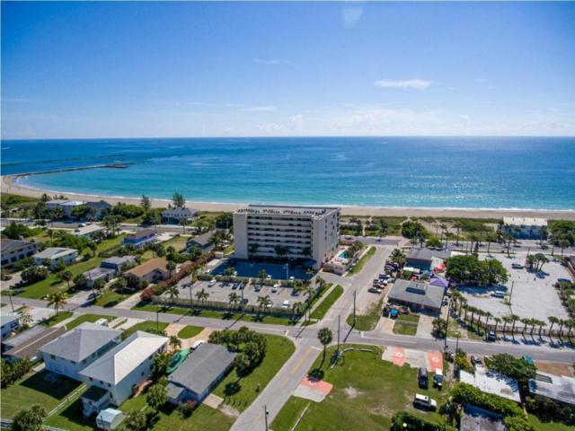 355 S Ocean Drive #104, Fort Pierce, FL 34949 (#RX-10415059) :: The Carl Rizzuto Sales Team