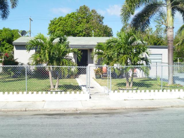 623 S E Street, Lake Worth, FL 33460 (#RX-10415073) :: Ryan Jennings Group