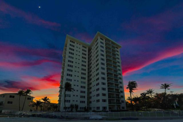 6000 N Ocean Boulevard 11E, Lauderdale By the Sea, FL 33308 (#RX-10415908) :: Ryan Jennings Group
