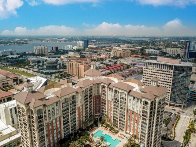 550 Okeechobee Boulevard #1616, West Palm Beach, FL 33401 (#RX-10416285) :: Ryan Jennings Group