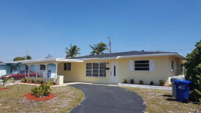 2000 NE 1st Terrace, Pompano Beach, FL 33060 (#RX-10416350) :: United Realty Consultants, Inc