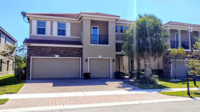 4543 San Mellina Drive, Coconut Creek, FL 33073 (#RX-10416367) :: United Realty Consultants, Inc