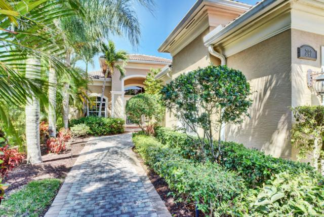 297 Porto Vecchio Way, Palm Beach Gardens, FL 33418 (#RX-10416376) :: United Realty Consultants, Inc