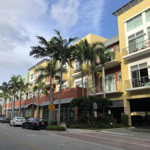 185 NE 4th Avenue #313, Delray Beach, FL 33483 (#RX-10416515) :: United Realty Consultants, Inc